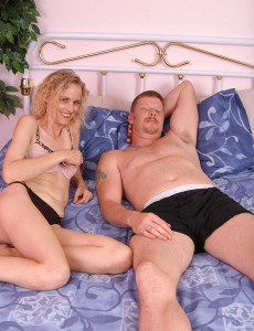 41 Year Old Kira Gets Her  Honeypot Jammed with Youthfull  Cock