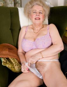 Gray pubic hair porn