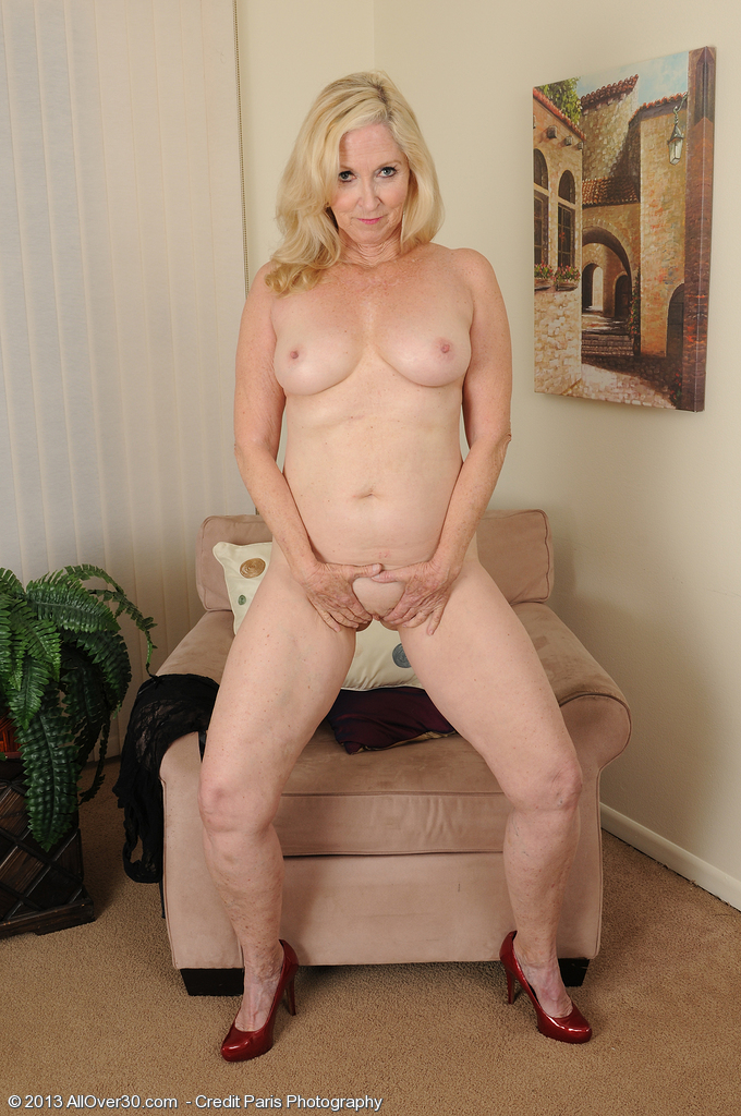 57 year old hot mom and her son 10
