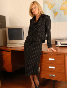 Super  Super  Super  Super  Super Horny Office  Mom Laurita from  Milfs30 Loosens Up at the Job