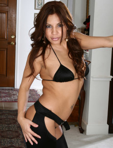 Exotic 35 Year Old Lola Demonstrating off Her Clothing and Hot  Older Stunner Bod