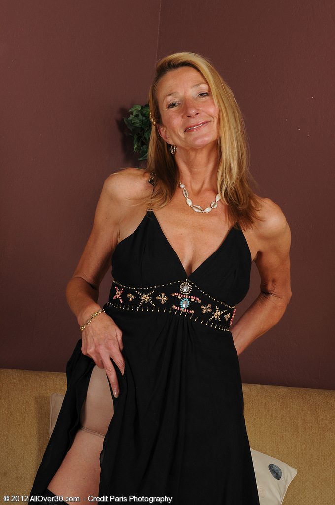 Elegant  Wifey Pam from  Milfs30 Looking Great for 51 Years Old
