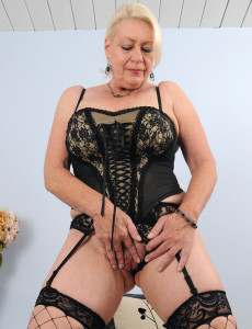 Opinion Angelique 60 year old milf opinion you