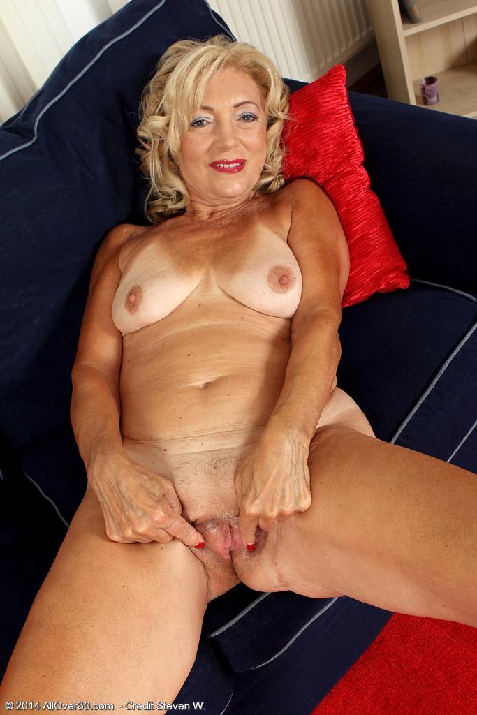 Naked women over 65