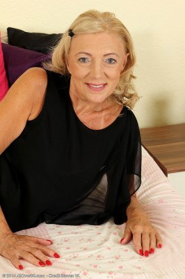 65 Year Old Kamilla from  Milfs30 Proving That Old Damsels Are Sexy