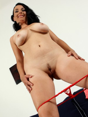 Thick 49 year old latina milf with dildo on webcam - 4 1