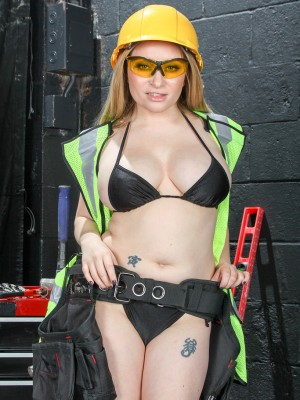 Aiden Starr will be the Cutest 35 Year Old Construction Worker Online