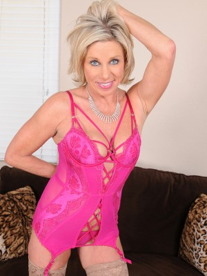 53 yr old Payton Hall  will be taking off Down the woman Pinkish Knickers to distribute Broad