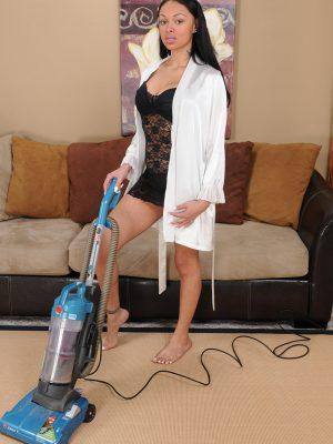 Gorgeous Exotic Bethany Benz Vacuums