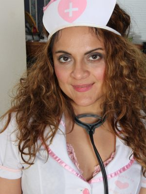 Sexy Nurse Drew Jones