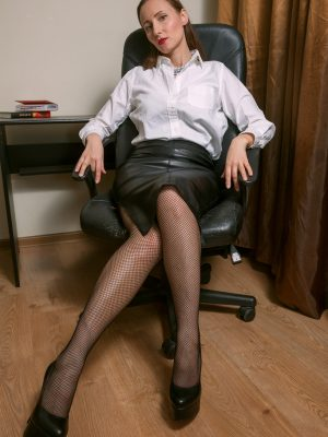 Kinky Secretary Alena K