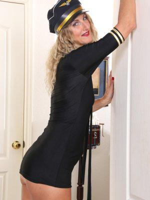 Sky Captain Layla Wolf