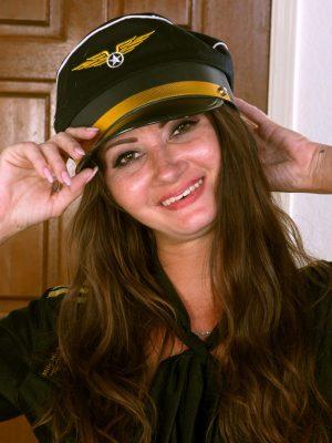 Sexy Captain Mia Molly