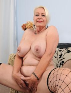 boobs nude older angelique meaty